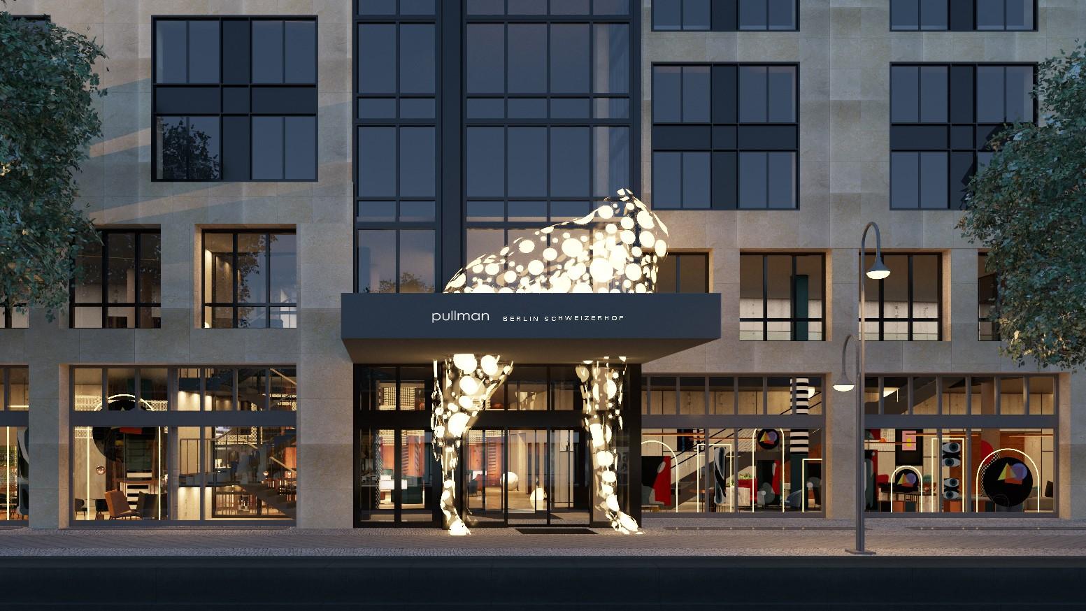 Sundukovy Sisters » Отель Pullman Berlin Schweizerhof ...